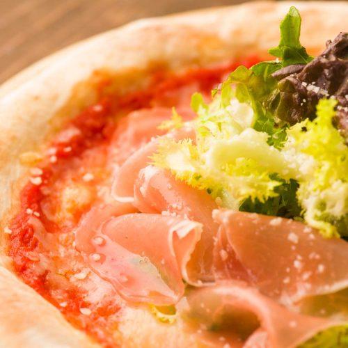 ワイン酒場 GabuLicious 銀座のピザ