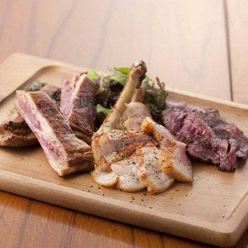 BAL PINOLO 上野の肉