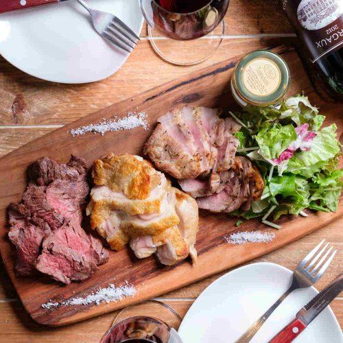 GARDEN Bistro&Wineのお肉