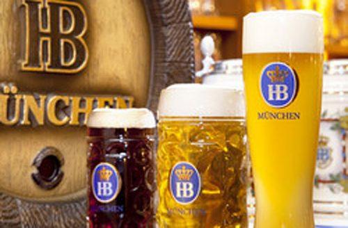 ドイツビアレストラン カイザーホフのビール