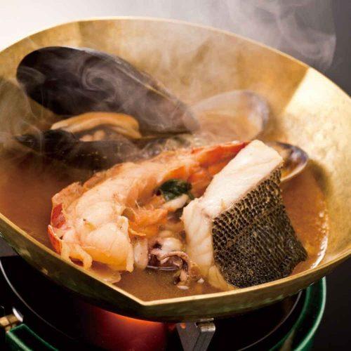 珀狼の料理