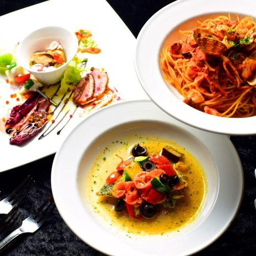 マジックレストラン&バーGIOIA 銀座の料理