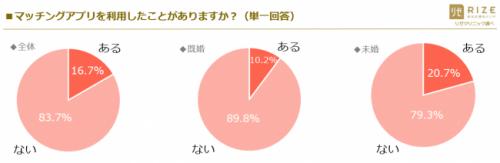 結婚相手調査グラフ