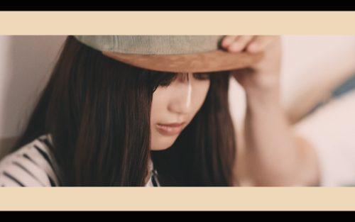 石井杏奈さん「帽子ポン」