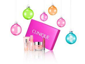 ■【クリスマスコフレ2018】CLINIQUE(クリニーク)/モイスチャー サージ ホリデイ セット(¥6,500)