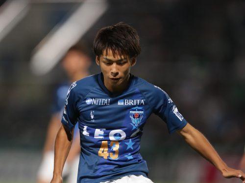 斉藤光毅、FW、横浜FC