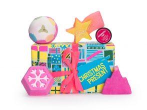 ■【クリスマスコフレ2018】LUSH(ラッシュ)/クリスマス プレゼント(¥4,530)