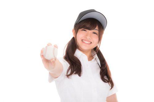野球部のマネージャー