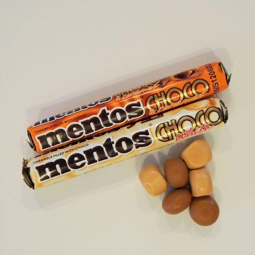 メントスなのに、ミントじゃない⁉︎ チョコレート味の『メントス』