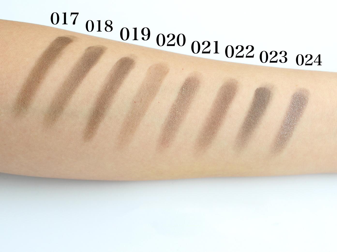 2段目は、上品で使いやすいカラー