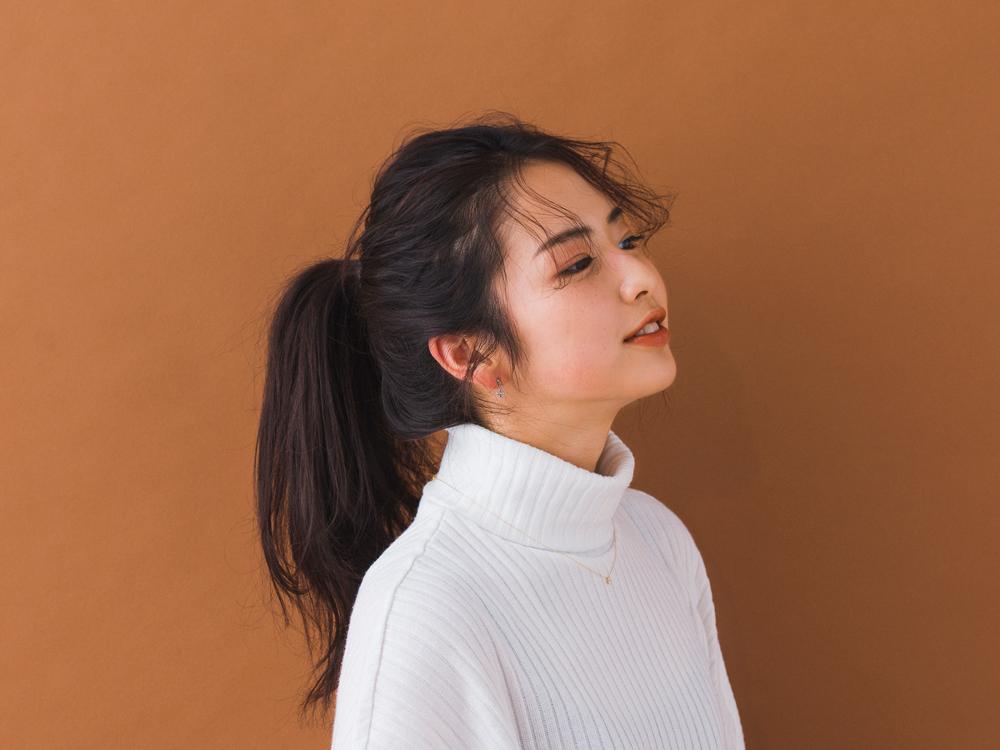 ミス青山2018田本詩織さん