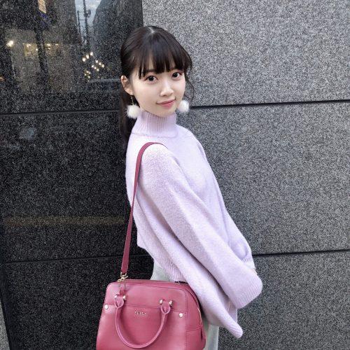 CanCam it girl七瀬莉砂