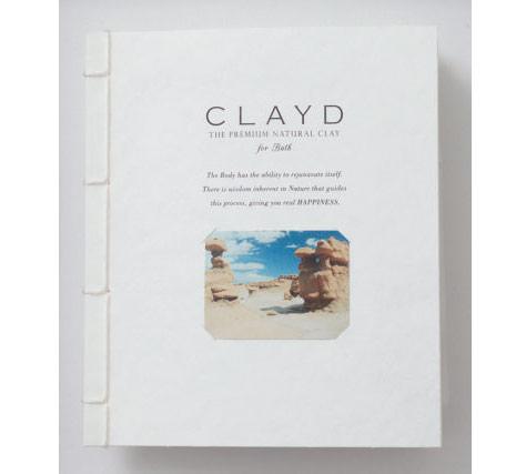 CLAYD「入浴剤」