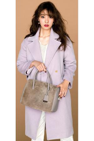 華やかなキレイ色コートなら羽織るだけで印象チェンジ!