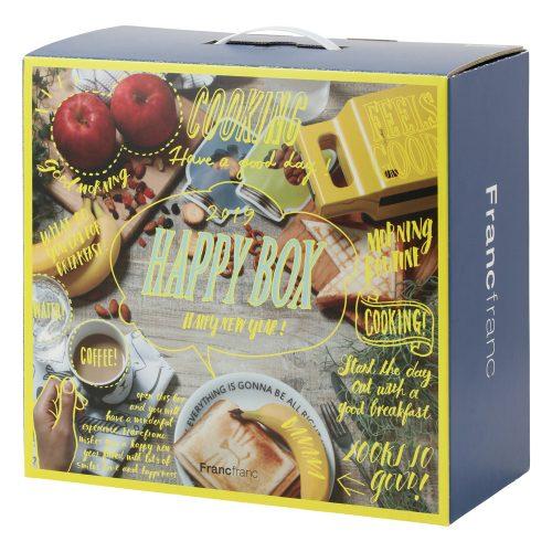 フランフラン福袋 「HAPPY BOX 2019」francfranc