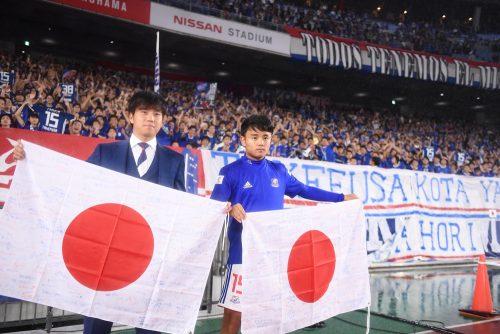 U-19日本代表 山田康太選手、久保建英選手
