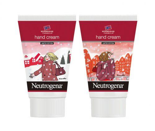 ニュートロジーナ® ノルウェーフォーミュラインテンスリペア ハンドクリーム