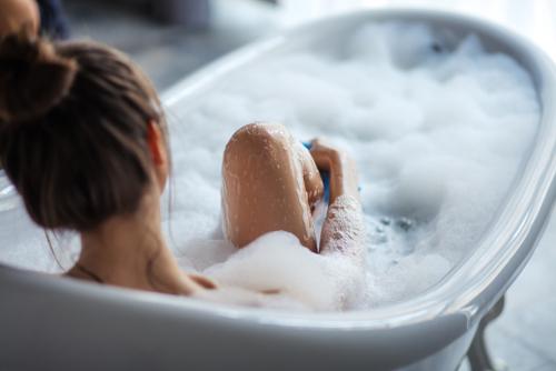 お風呂,入浴法,冷え性