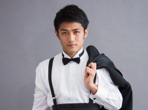 大島僚大、タキシード、川崎フロンターレ、イケメン