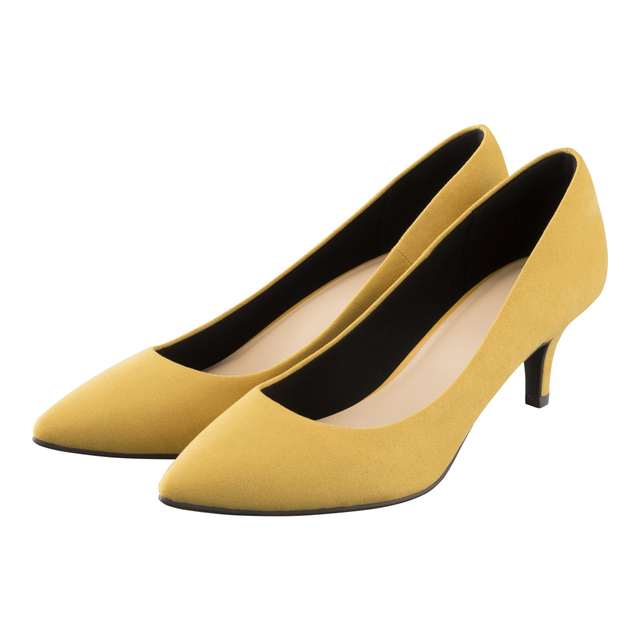 GU,靴,マシュマロパンプス