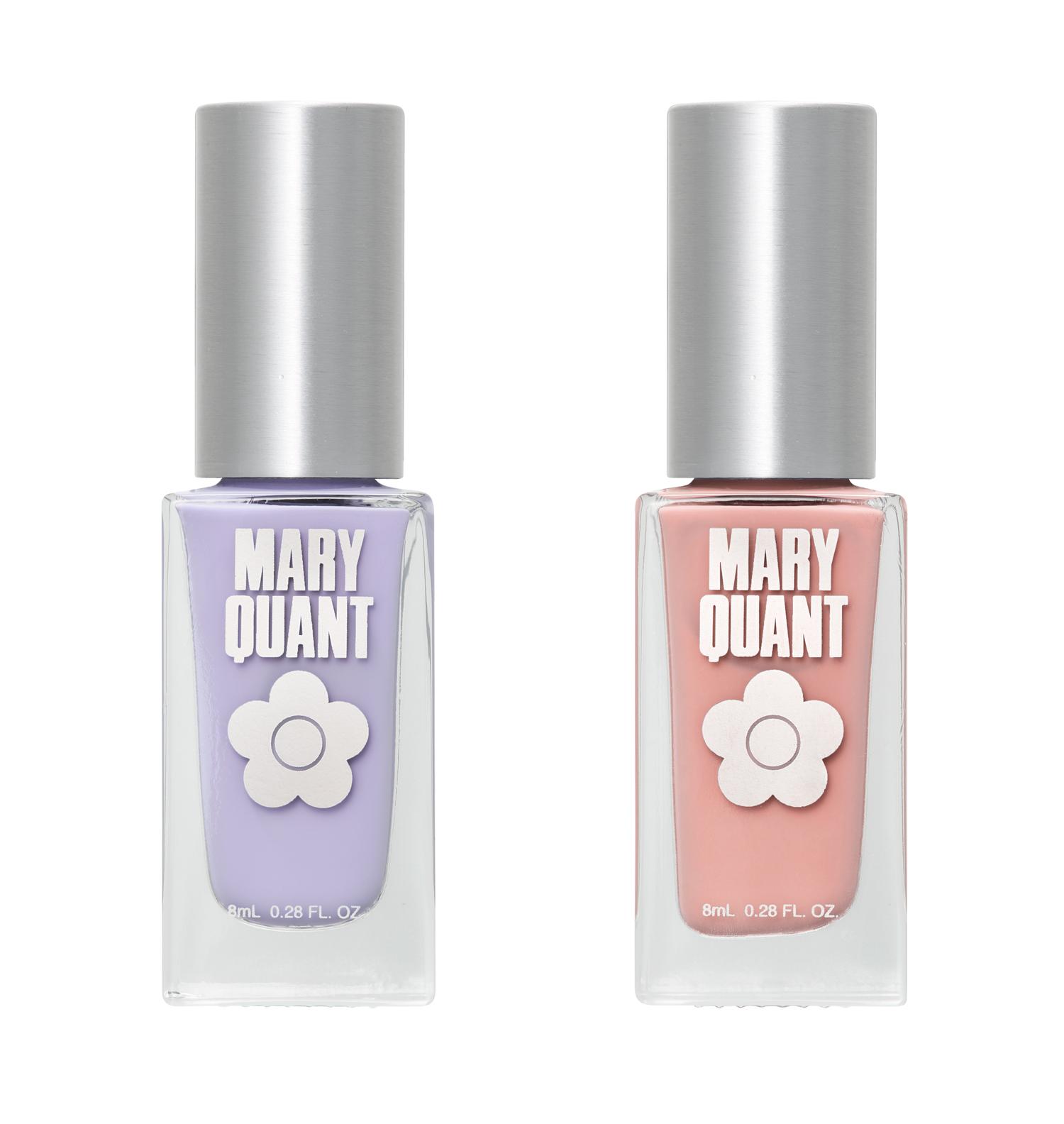 MARY-QUANT_springcolours_nailpolishネイルポリッシュ 新2色 各1,500円(税抜)