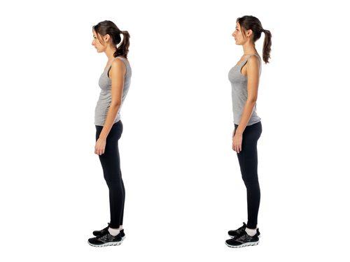 姿勢 を よく する 方法