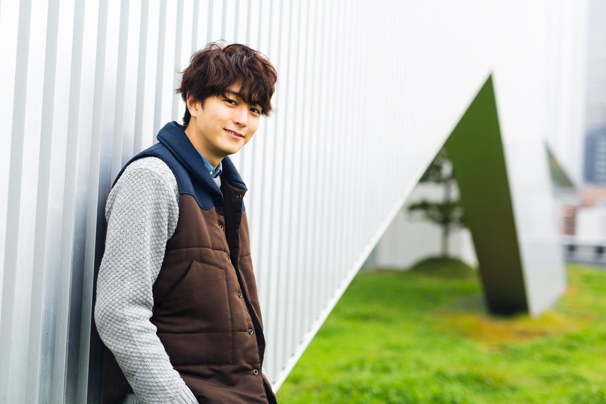 稲葉友,初主演,平成ばしる,インタビュー