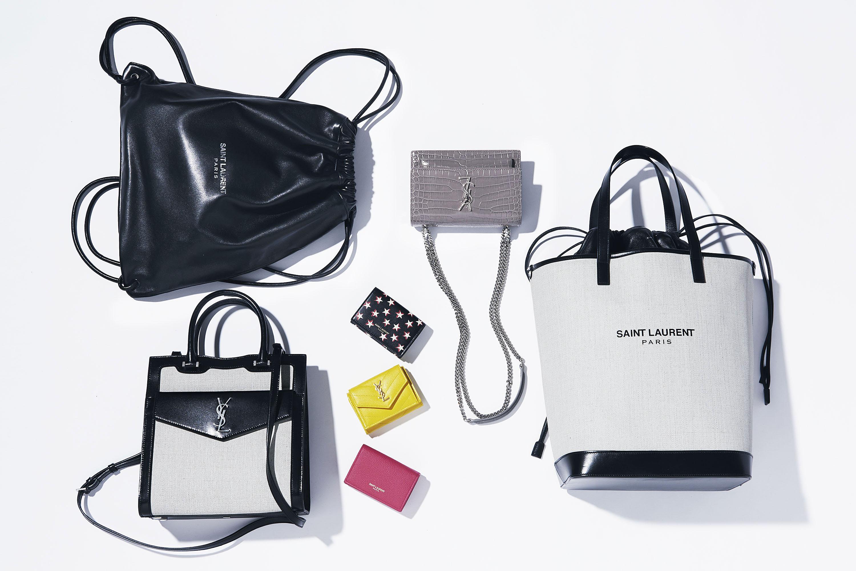 サンローラン,バッグ,財布,新作