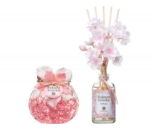 桜ほの香 フレグランスジェル