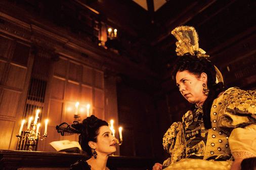 女王陛下のお気に入り、CanCam、映画、エマストーン