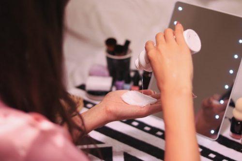■化粧水がなじんだサインってあるの?