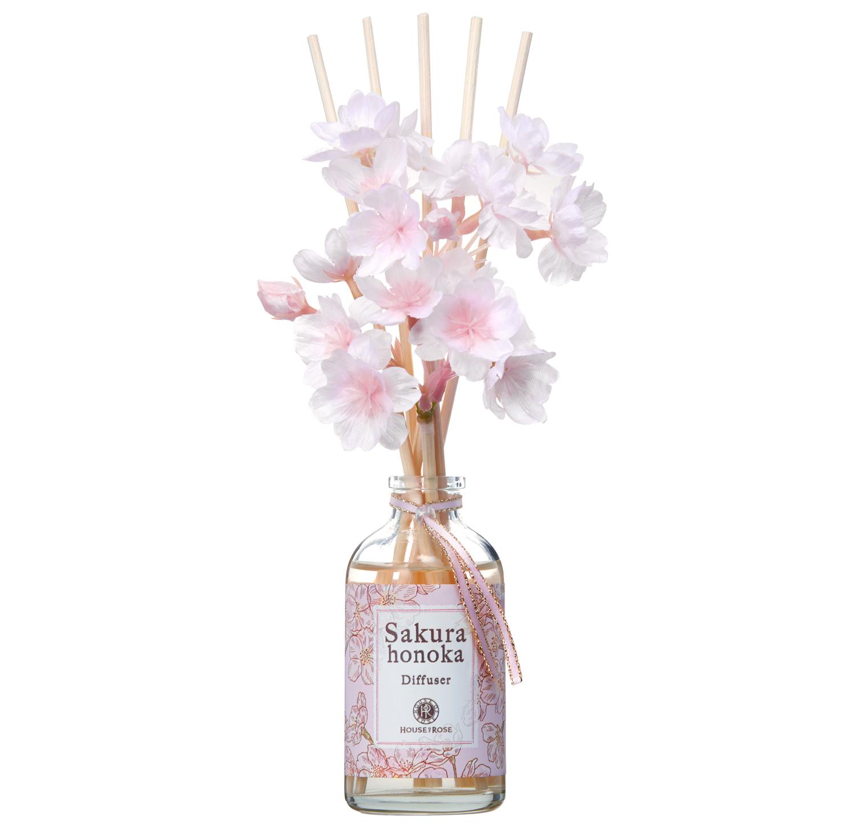 ■HOUSE OF ROSEの桜ほの香 ディフューザー N