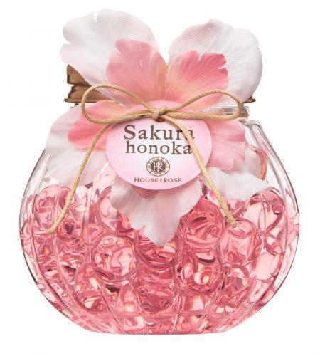 桜ほの香 フレグランスジェル <室内芳香料>