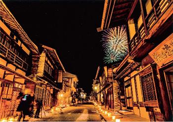 長野 灯祭り