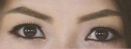 2000年代の眉