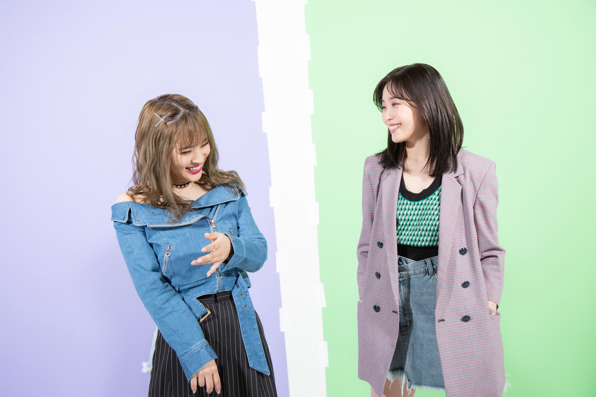 MIYUU×鷲尾伶菜スペシャル対談・後編【E.G.familyツアー&新曲発売記念】