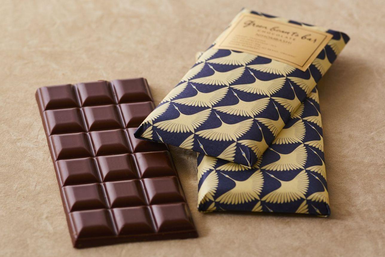 「グリーン ビーン トゥ バー チョコレート」の限定チョコ