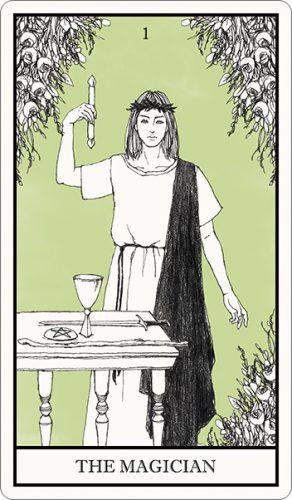 タロット占い,魔術師