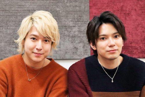 糸川耀士郎さん、、坂田隆一郎さん