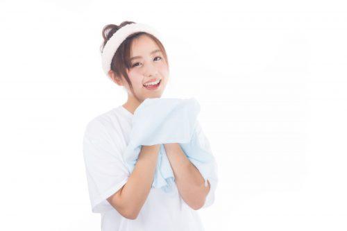■ニキビ・肌荒れした時の正しい洗顔方法