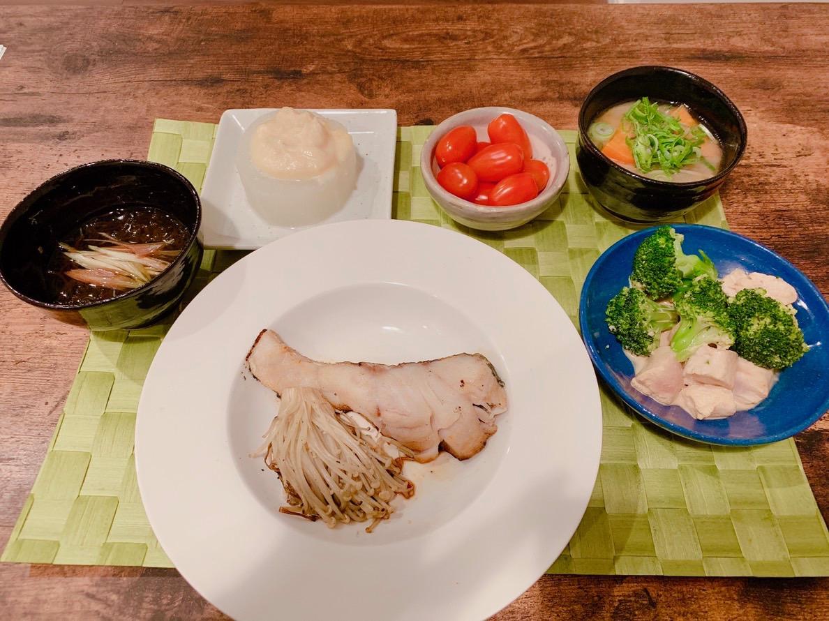 料理が得意で、本格的な和食にどハマり♡