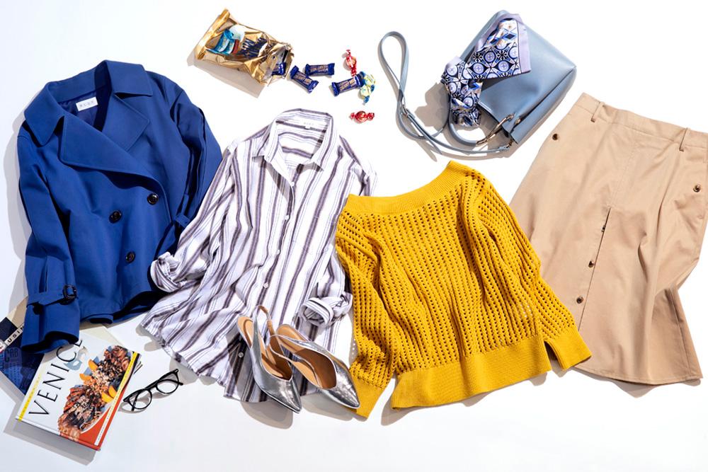 【9/20days】ON・OFF使えるトレンド服がプチプラで♡ 春のおすすめコーデ【プラステ編】
