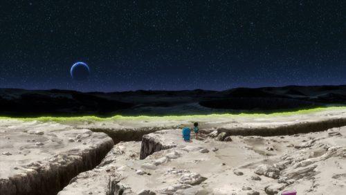 ドラえもん 月 地球