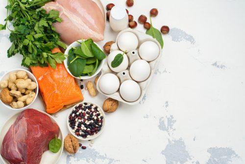 タンパク質_食材