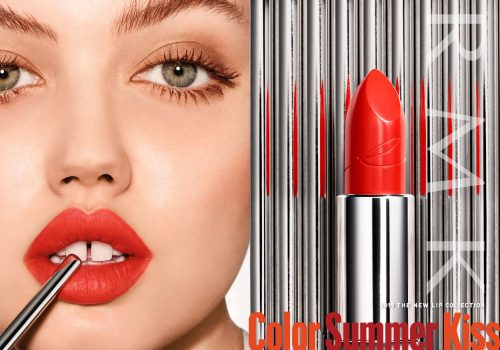 RMK_2019_THE_NEW_LIP_COLLECTIONビジュアル