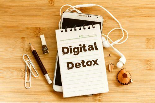 デジタルデトックス