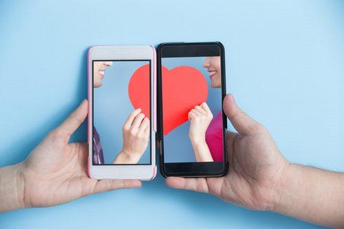 インターネットの恋愛