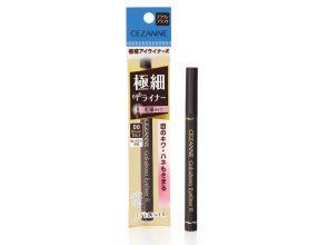セザンヌ 極細アイライナーR 新1色 580円(税抜)