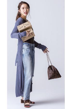 REN's STYLE 〝今買ってすぐ使える〟春のItアイテムで10days着回し