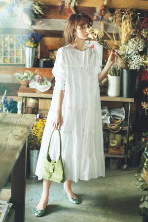 春の流行はコレを選んで、こう着ます! Maru-chan's STYLE 7